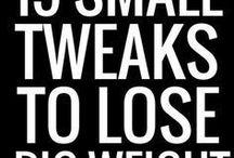 Lose big weight