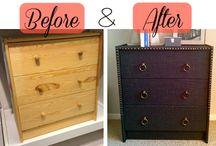DIY Before & After Inspiration