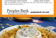 Teller Recipes / by Peoples Bank