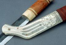 Sami tools (pukko,kuksa,spoon,carving)