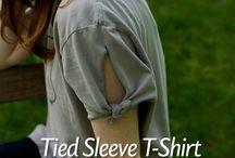 Clothes remake ideas