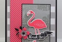 Pop of Paradise - Stampin' Up!
