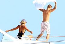 Justin Bieber & Sophia Richie on the OB Yacht | Ocean Blue Magazine