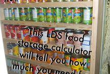 Food Storage / by Natalie Colby