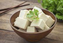 Hamburguesa de Tofu