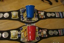 Beer pong tourney