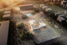 3D Art / Urban Aaerial