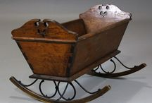 Cradles and Baby Carriages / pin as many as you like / by Judy Reynolds