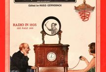 Vintage Radio News & Advertisements / Radio Ads, Magazine Covers and News from the 1910s-1950s