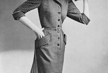 1950s fashion / by Donna Salmon