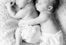 faire part naissance jumeaux mixte