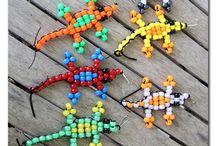 Kids Crafts / by Julianne DeLay