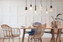 Scandinavian Lighting / Warm light in Scandinavian style: the essential for your Nordic furnished house
