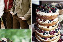 Autumn Wedding Inspiration / Ideas and inspiration for autumn weddings