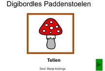 thema: kabouters digibord