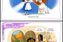 komiks prinsess