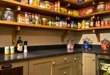 Organization: Kitchen/Pantry / by Karen Kobylka