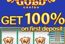Casino Bonuses / The best promotional offers from online casinos.