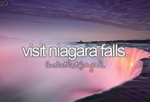 *Bucket List* / Hopefully, one day! :)