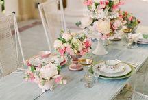 Centerpiece & Table Arrangement