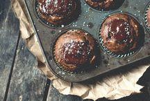 Biscuits, muffins, scones, barres