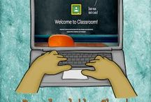 Google Classroom / Interactive activities and how to for google classroom