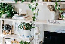 Home office / Studio - Urban Jungle