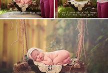 Fotografia newborn y Embarazo
