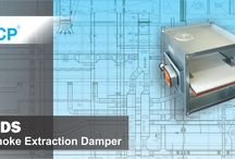 ACP Products - Fire & Smoke Dampers / Fire and Smoke dampers for HVAC