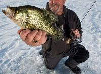 Ice Fishing Grand Rapids MN