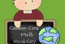 Common Core Resources / by Elizabeth