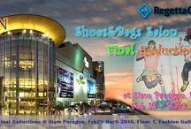 Shoes&Bags Salon Final Reductions / พบกับ Shoes&Bags Salon Final Reductions กับรองเท้าเพื่อสุขภาพ RegettaCanoe ที่ขนเอาสินค้าหลากหลายรุ่นมาให้ได้เลือกชมเลือกซื้อกันค่ะ ที่ห้างสรรพสินค้าสุดชิค Siam Paragon มาเจอกันได้นะคะที่ชั้น 1 บริเวณ Fashion Gallery Hall ค่ะ ตั้งแต่วันที่ 29 กุมภาพันธ์ - 9 มีนาคม 2559 นี้ค่ะ