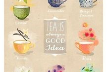 Tea / Tea, Cha, Té / by Francisca Irribarra