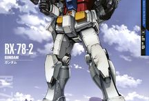 Mechanic File Gundam