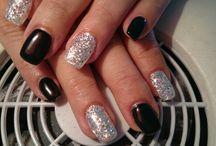 *nails* in Eigenkreation / mein Naildesign
