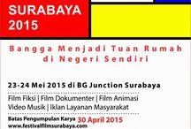 Festival Film Surabaya / Bangga Menjadi Tuan Rumah di Negeri Sendiri