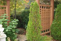 Fences, Gates, Arbors, Trellises