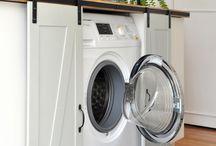 laundry prádelna