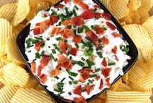 Dips / Snacks and dips