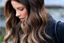 Brunette Hair Ombre