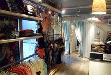Retail / Shopwindows, merchandising, desing.