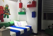 Room Lego Mick