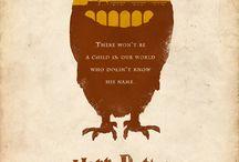 Childhood / Harry Potter / by Kayla Myers
