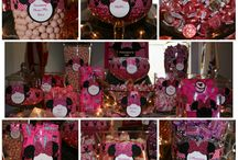 Birthday party ideas for girls. / Birthday, decorations, food and themes.  / by Siboney Granados