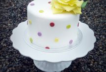 Baptism cake for emily
