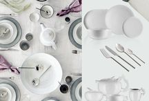 Dining- Premium dinnerware & Dining Accessories / Curating and designing premium dinnerware online from luxury brands like Versace , Rosenthal and cutlery from Herdmar and premium glassware from Zwiesel.