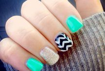 Nail art / by Kinzy Collins