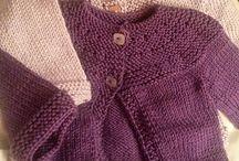 Pletené svetříky