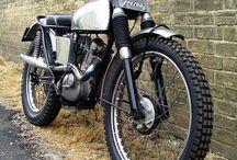 Vintage Dirt Bike be Like
