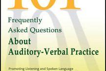 Communication Options / ASL, AO, AV, Cued Speech, LSLV, SimCom, TC